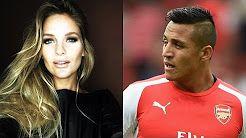 (40) Top 20 Football Players Hot Girlfriends & Wives (WAGs)   Ronaldo, Messi, Özil, Etc... - YouTube