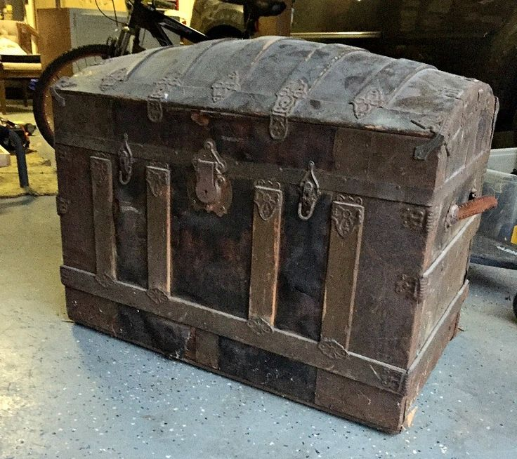57 Best Diy Trunk Chest Projects Amp Plans Images On