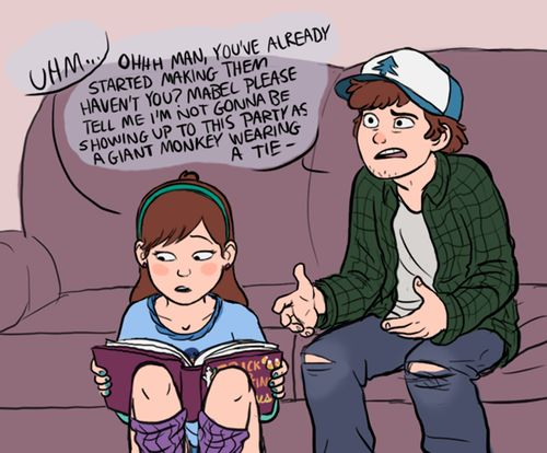 X Mabel Pinecest Dipper Fanfiction