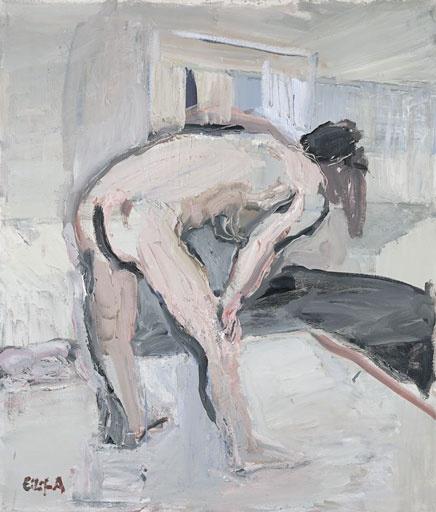 Eilif Amundsen: Nude