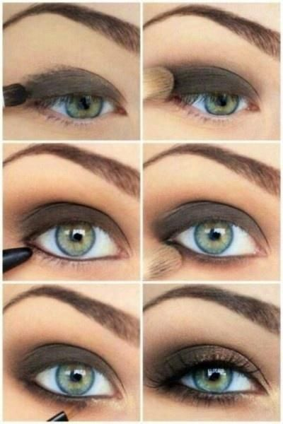 Summer Ready Smokey Eyes - Hairstyles and Beauty Tips
