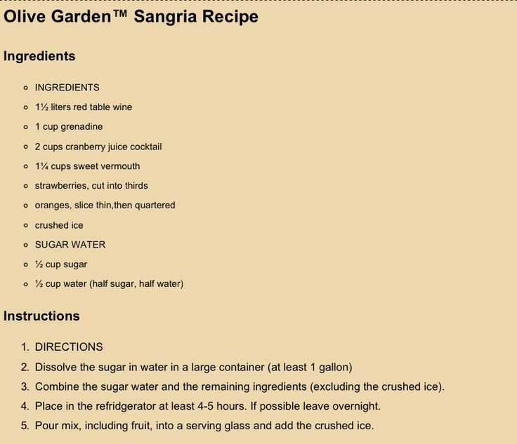 P es 1000 n pad na t ma virgin sangria na pinterestu sangria recepty na sangr i a for Green apple sangria olive garden recipe