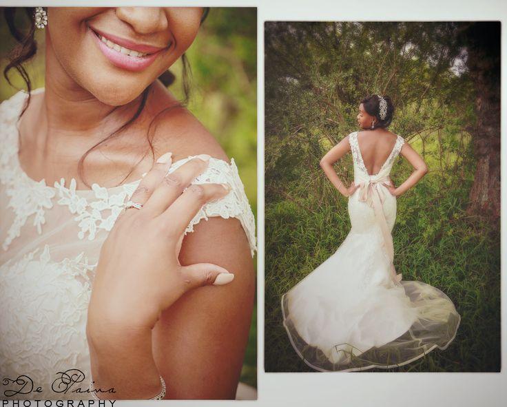 Nature and bridal...❤️