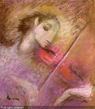 MAARNI Elvi, *1907 (Finland) Fiolspelare