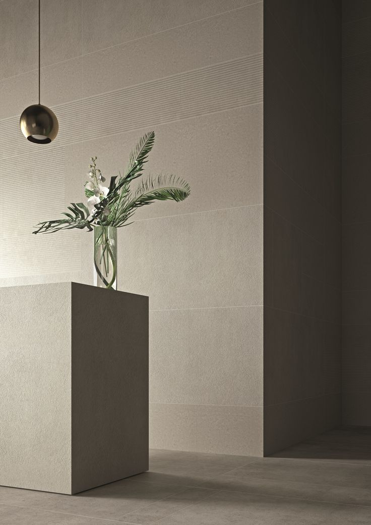 The infinite stories carved into the surface of natural stone; the plain, strong grey of concrete. #cedit #ceditceramicheditalia #ceramic #design #surfaces #madeinitaly #matrice #wall