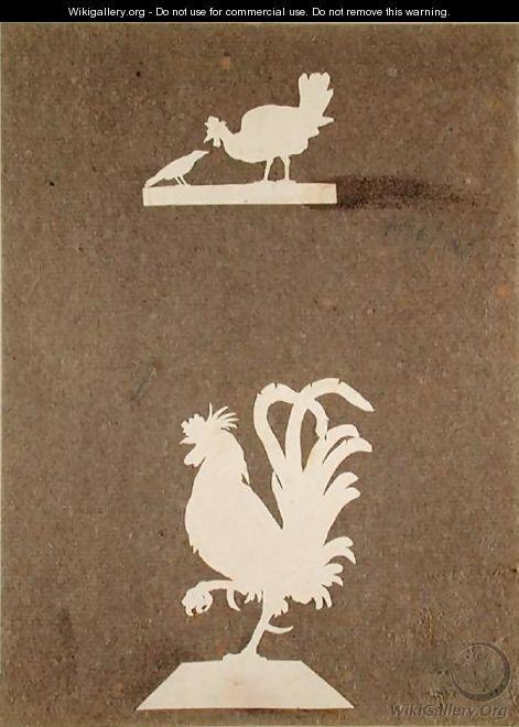 Farmyard birds - Philipp Otto Runge                                                                                                                                                                                 More