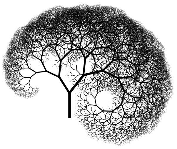 OMG! This is just great!   Create Fractals with #Recursive #Drawing Tool
