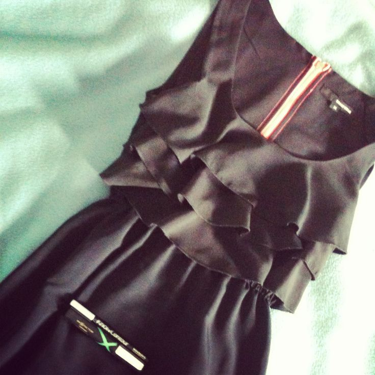 My little black dress :))