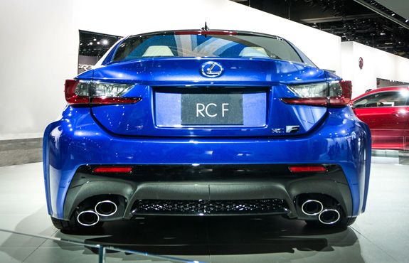 CarsMusicLife: Is the Lexus RCF a Hit or a Miss?