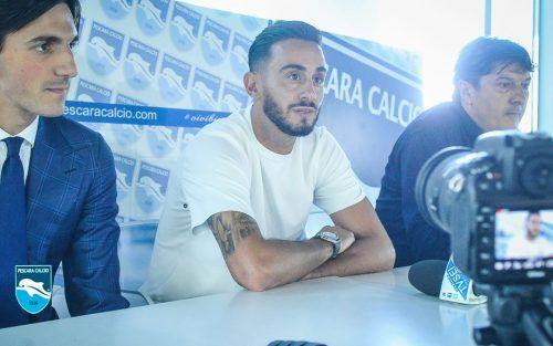UFFICIALE: Aquilani in prestito al Sassuolo