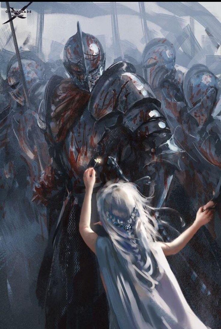 Art Dark Fantasy Art Fantasy Art Knight Art