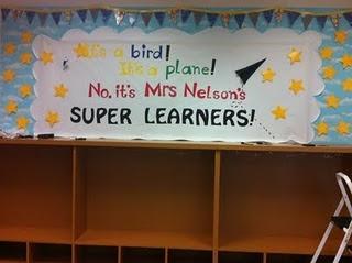 Super LearnersSuper Hero Theme, Classroom Decor, Classroom Theme, Classroom Bulletin Boards, Superhero Classroom, Super Heros, Super Heroes, Super Learners, Superhero Theme