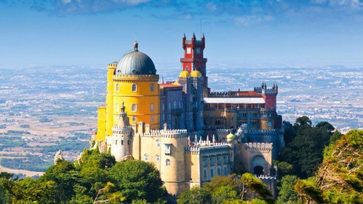 Sintra European Best Destinations