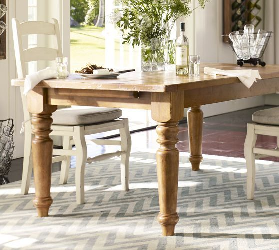 83 Best Images About FARMHOUSE TABLE On Pinterest
