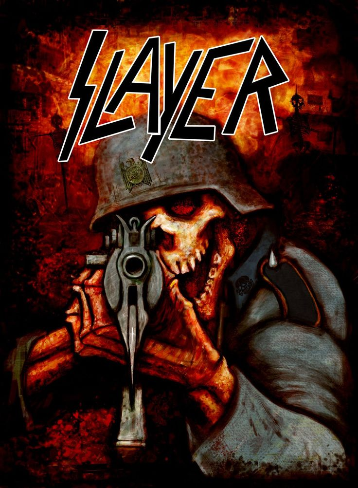 Slayer - Eric Johnson ----