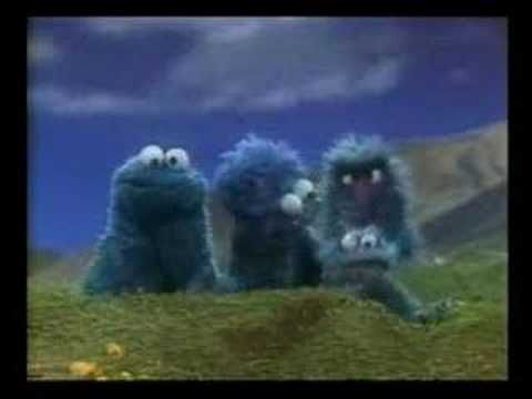 Ikke ben boos - Lied Sesamstraat