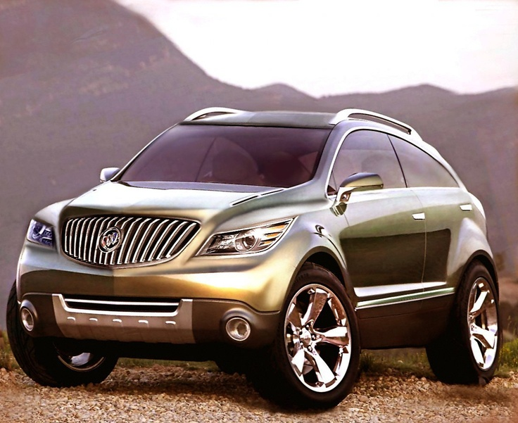 My Buick SUV Concept My Art Pinterest Buick and Cars