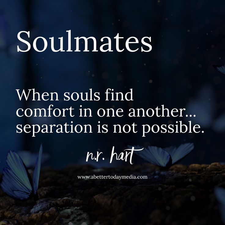 Do Soulmates Exist? | N.R. Hart