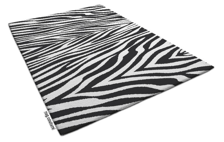 zig zag rug - 333386 Customisable hand tufted luxury wool rug by rug couture