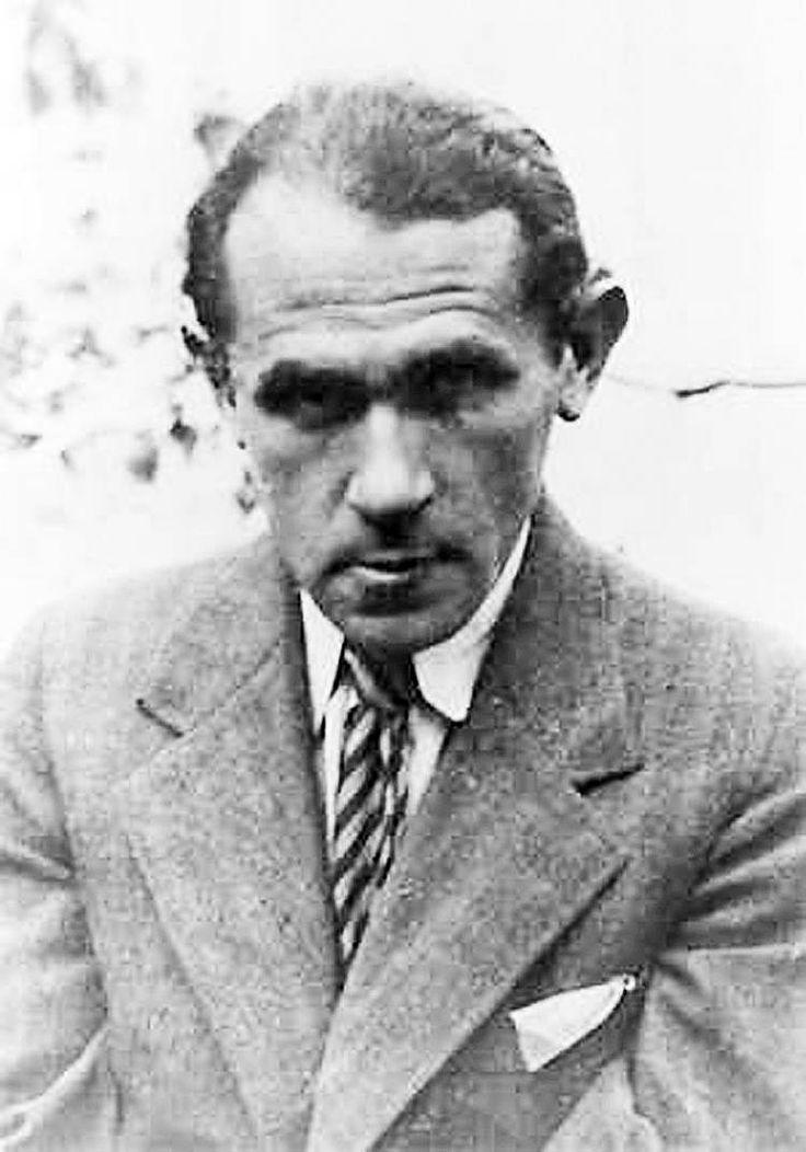 Bruno Schulz (1892–1942) was a Polish writer, fine artist, literary critic and art teacher.