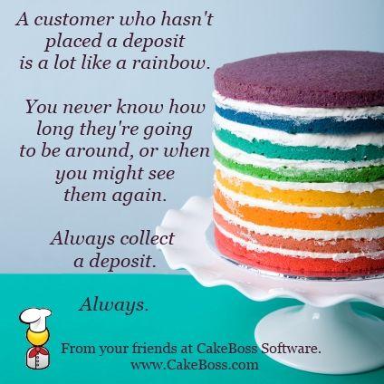 23 best CAKE ORDER FORMS images on Pinterest