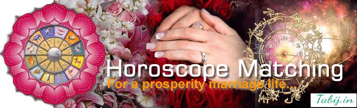 By getting yourself go through the process of 'Horoscope Matching', you get yourself ensured of the success of that probable relationship with another person in a way, Free Horoscope Prediction also, it warns you of not getting married to a person in the first place, in case where your matching results mainly suggest for an unpleasant union amongst you two.
