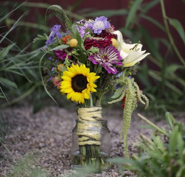 Wild Flowers For Weddings: Top Ten Wildflower Wedding Bouquets