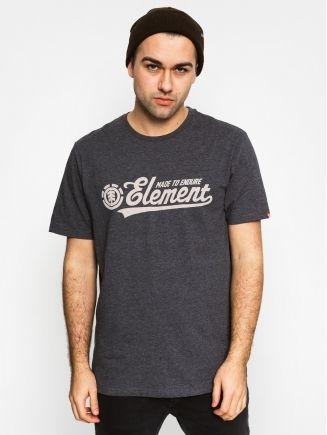 T-shirt Element Signature (charcoal heather)
