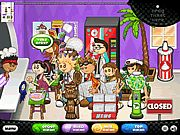 Play game Papa's Freezeria Flash online free games at Y8.com