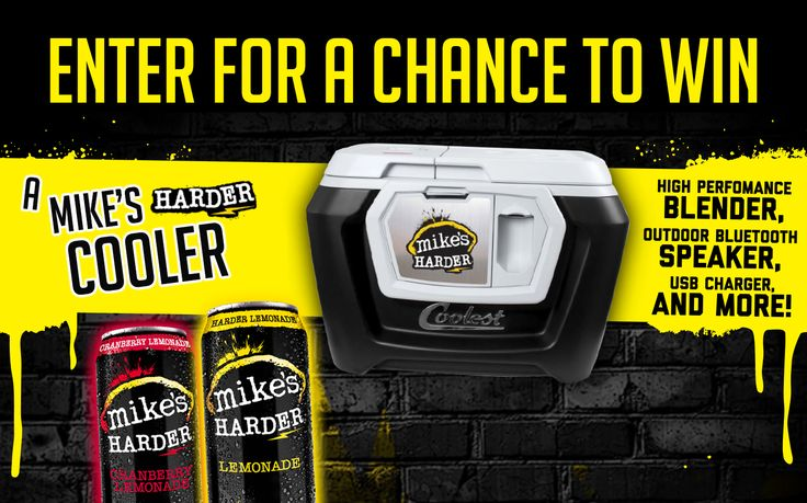 Win a Mike's Harder Cooler at Terrible Herbst! Ends 10/31 https://wn.nr/gD9cXM
