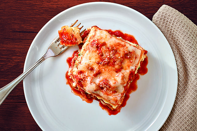Discover the only lasagna recipe you'll ever need! Watch our video to see how to make this meaty, cheesy crowd-pleaser.