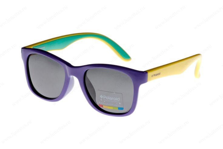 """Купить солнцезащитные очки POLAROID KIDS PLD 8001/S T39 в интернет-магазине """"Роскошное зрение"""""""