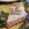 *** Chilled Lime-Coconut Pie with Macadamia-Coconut Crust *** The crust sounds amazing and simple, which could be used for a chocolate or banana cream pie filling.  Yummy! Great summer dessert!