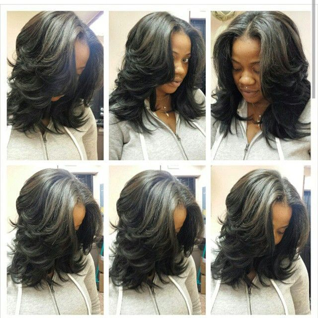 hairstyles without bangs : sew in hairstyles long sew in weave hairstyles mid length hairstyles ...