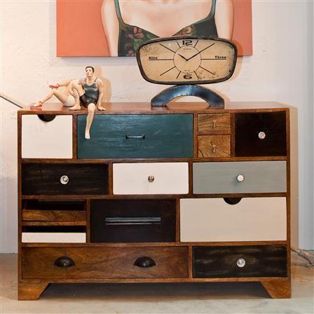 KARE Design Malibu 14 Drawer Dresser