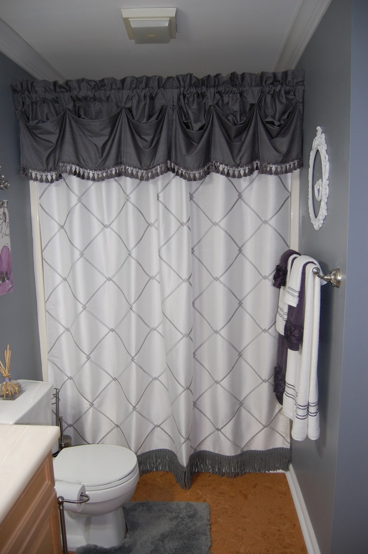 53 Best Custom Shower Curtain Images On Pinterest