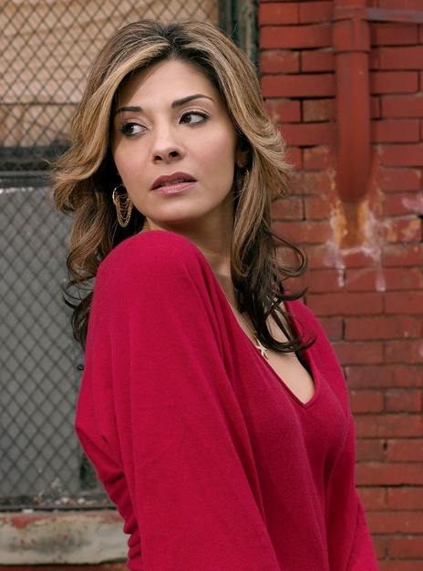 Callie Thorne --Great actress, pretty lady.  Can't wait for Season 2 of Necessary Roughness on USA Network!