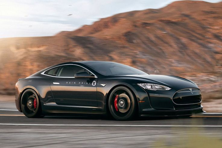 This Tesla Model S Coupe Concept Is Just What We Need | HYPEBEAST