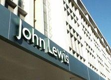 SHOPPING: John Lewis department store