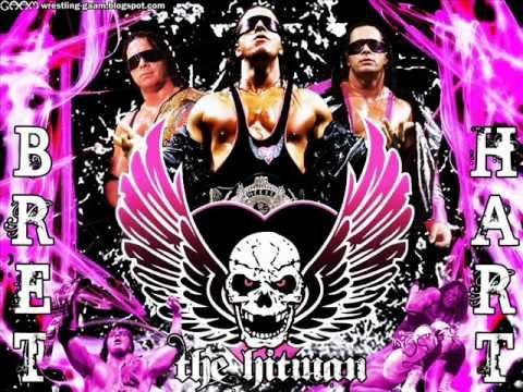 WWE Bret Hart theme song 2011 Return The Hitman+ CD Quality.  You really have to respect the Hart family.  I mean,training in Stu's dengeon...that couldn'tve be easy.