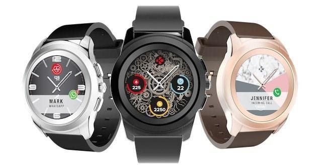 MyKronoz ZeTime : la montre connectée hybride du suédois va commencer à être produite