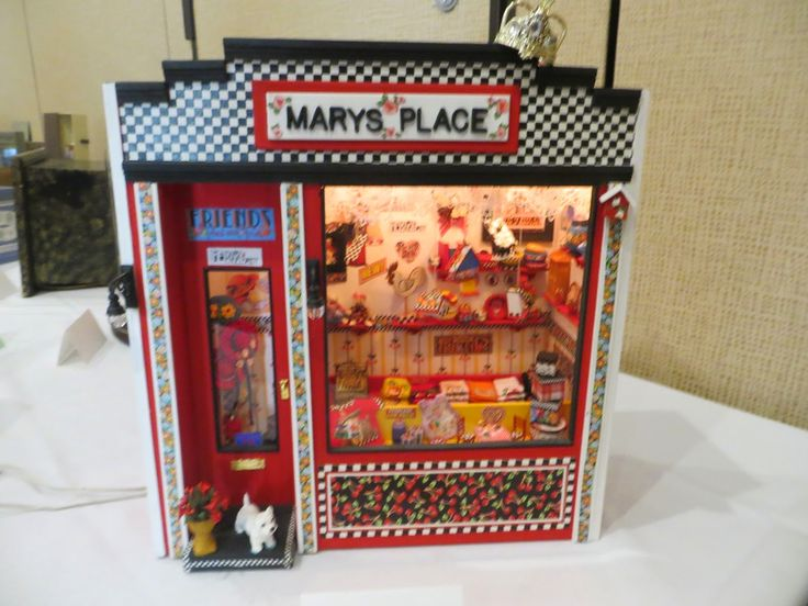 Shop byFayZ and picture on THE PERIPATETIC MINIATURIST