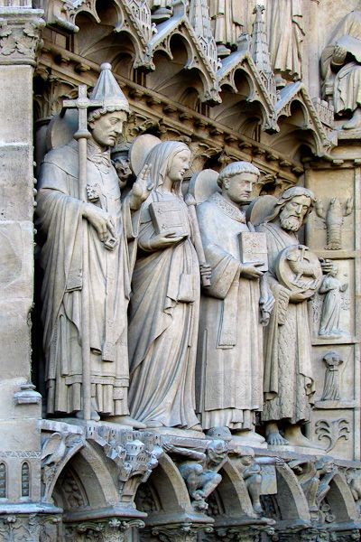 Catedral de Notre Dame, Paris, France