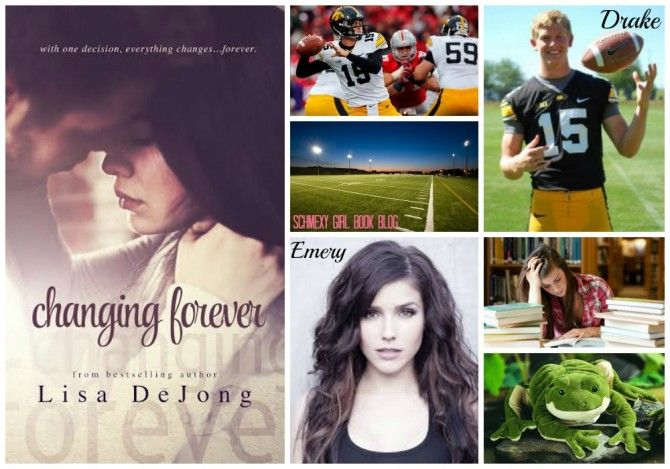 Changing Forever By Lisa De Jong Tbr Future Book