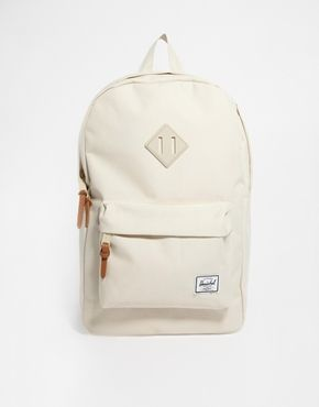 Herschel Heritage Backpack in Natural #TravelBright