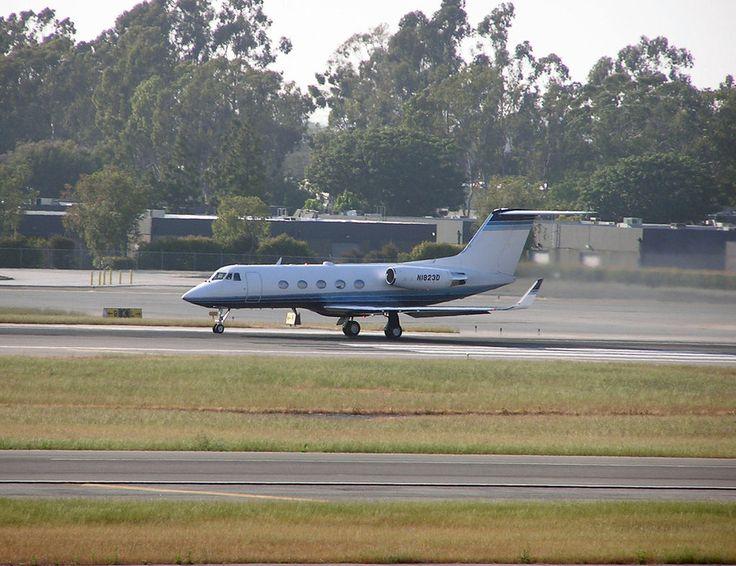 N1823D Gulfstream II-B by IFlySNA94.deviantart.com on @DeviantArt
