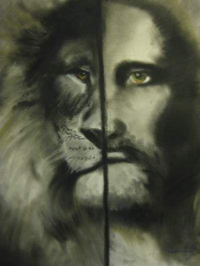 lion of judah | Jesus, The Lion of Judah | I Belong to Jesus