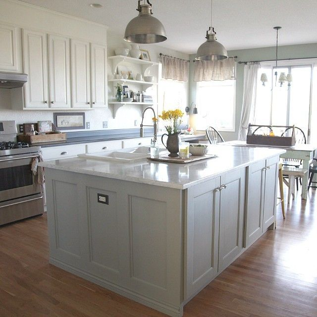 Tips On Painting Kitchen Cabinets: 118 Best Painted Cabinets: DIY Instructions, Tips