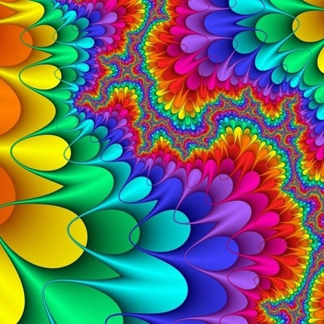 Colorful Iphone Wallpaper: 17 Best Images About Bright Or Rainbow Color Backgrounds