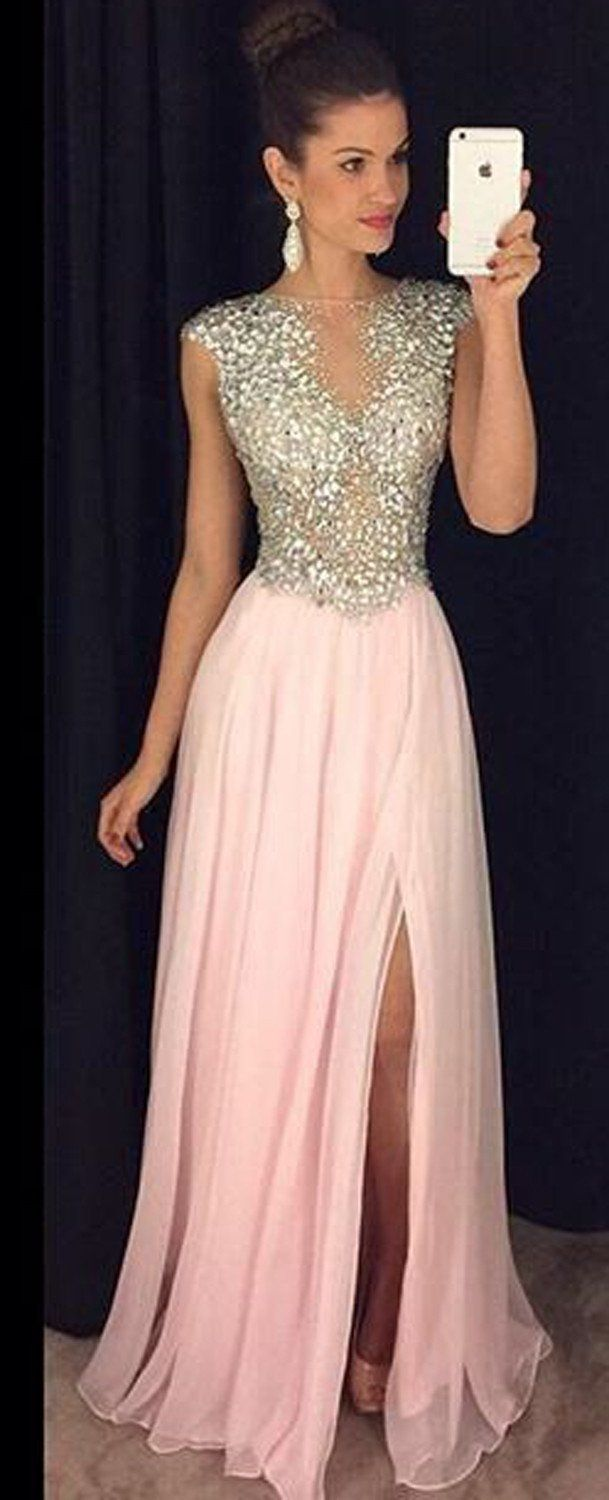 Best 25+ Sparkly prom dresses ideas on Pinterest | Prom ...